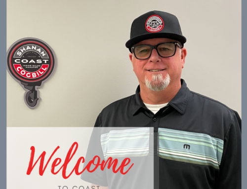 Welcome Shanan Cogbill and further Diversified Service