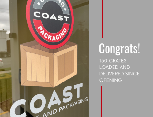 Happy 150 to Coast Crating and Packaging